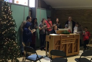 Christmas Carols at EBCC-1